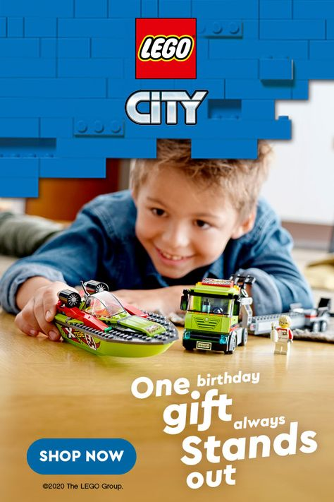 Lego City, Boy Birthday, Birthday Gifts, Shop Lego, Lego Activities, Play Shop, Lego For Kids, Student Gifts, Legos