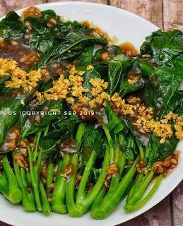 Resep Kailan Saus Bawang Putih Di 2020 Saus Bawang Putih Resep Masakan Resep Masakan Cina