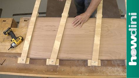 How To Make An Edge Clamp For Woodworking Youtube In 2020 Wood Diy Woodworking Wooden Diy