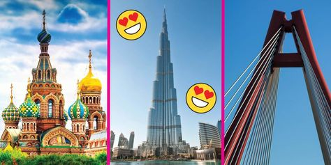 It's Official! Dubai Has The Best Buildings In The World