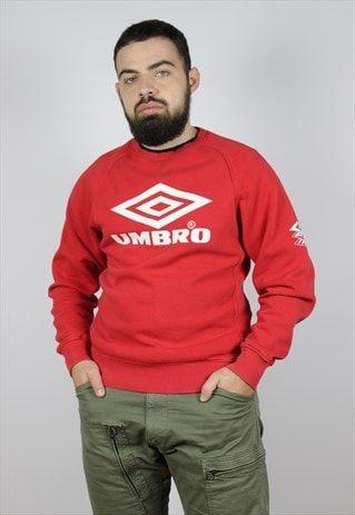 umbro pro training sweatshirt