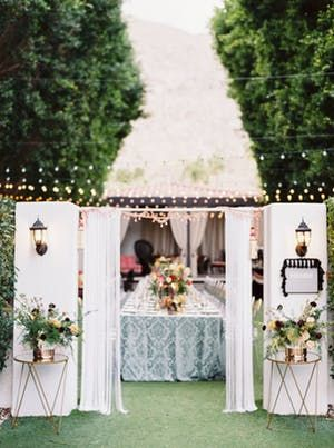 Dolce Gabana Was The Inspiration For This Gorg Wedding Wedding Table Decorations Diy Wedding Reception Decorations Wedding Table