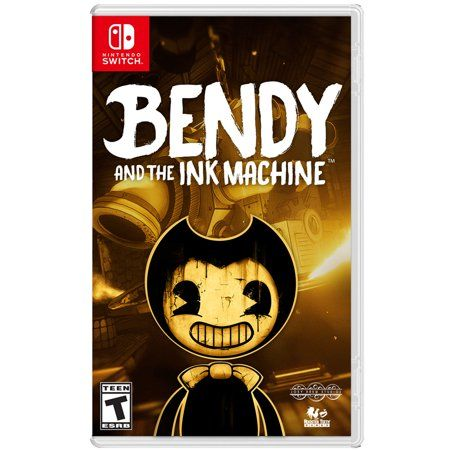 Video Games Bendy The Ink Machine Nintendo Switch Nintendo