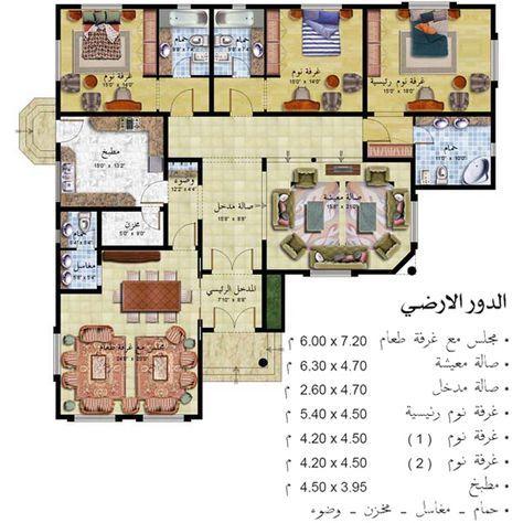 الاسم 990 Jpg المشاهدات 143510 الحجم 149 7 كيلوبايت Sims House Plans Modern House Floor Plans Model House Plan