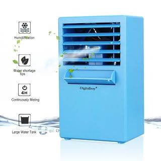 Features Benefits Digitalboy Portable Air Conditioner Fan 9 5