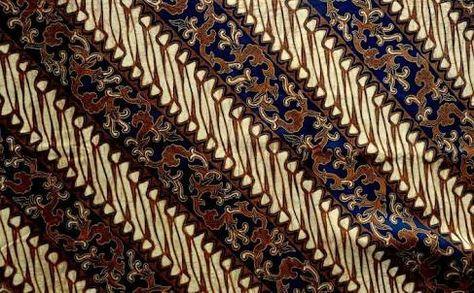 Motif Kain Batik Indonesia  Batik Java  Indonesia  Pinterest