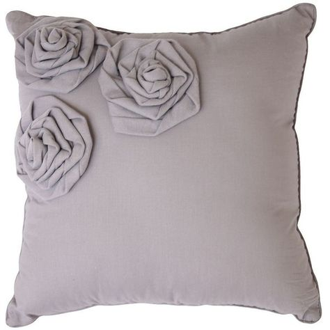 Kohl's Neveah Decorative Pillow Purple 40 Liked On Polyvore Delectable Kohls Decorative Pillows