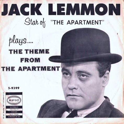 Jack Lemmon - Theme From The Apartment at