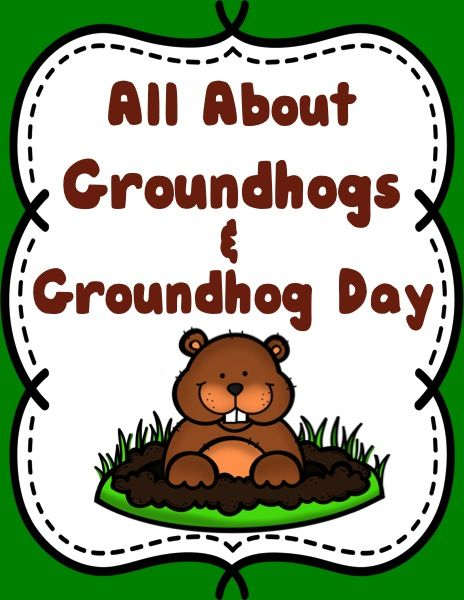 wongmode Happy Groundhog Day Banner Backdrop Groundhog Theme Anniversary Party for Indoor Outdoor Decorations Supplies 4 x 6ft