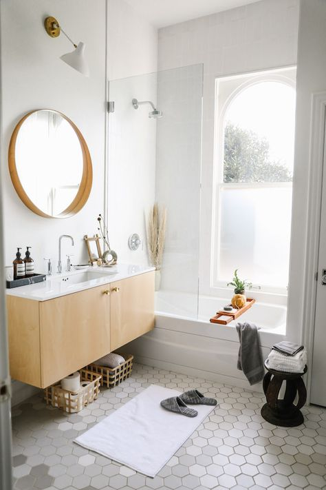 makeover kids bath to guest spa bathroom design ideas pinterest rh pinterest com au