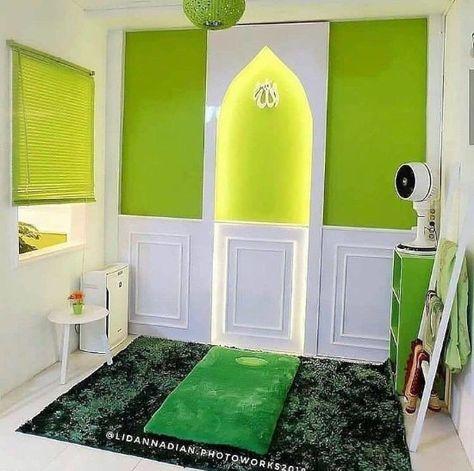 27 model mushola minimalis di dalam rumah! | desain, ide
