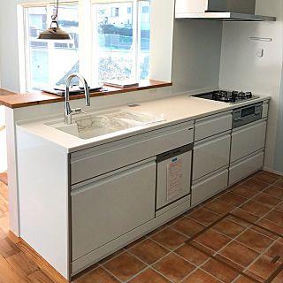 キッチン ホワイト タカラスタンダード グランディア タカラ