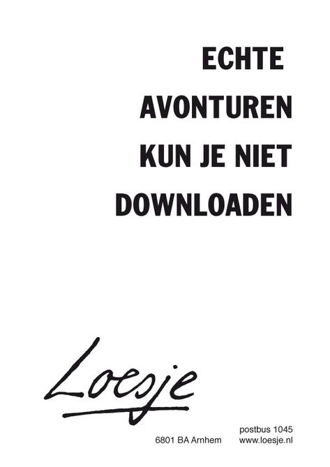 Citaten Loesje : Loesje on pinterest vans chalkboards and schools