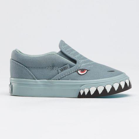 beddb30c957919  35 Shark Toddler Shoes by Vans