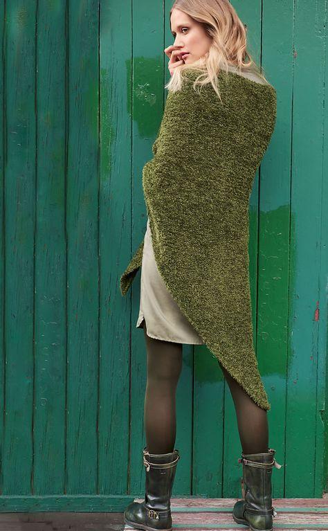 scala und strickkleid