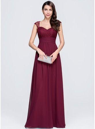 Pin De Giuliana En Moda En 2019 Vestidos Color Vino Largos