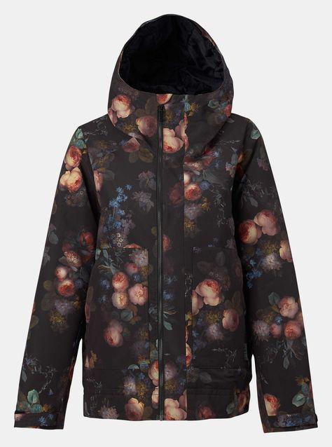 Burton Radar Jacket | Womens snowboard jacket, Snowboard