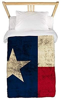 Amazon Com Cafepress Grunge Texas Flag Twin Duvet Twin Duvet Cover Printed Comforter Cover Unique Bedding Microfiber Home Kitchen Airstream