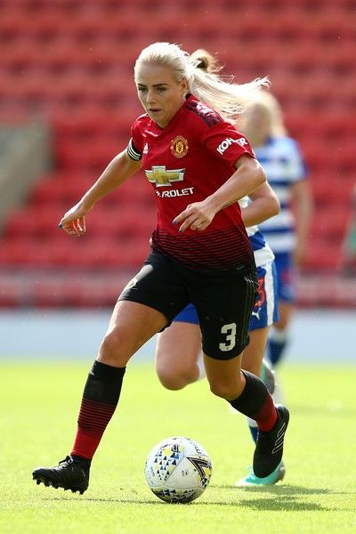 Alex Greenwood Manchester United Football Girls Womens Soccer Manchester