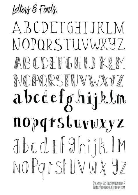 IDEIAS DE TTULOS School t Quaderno Calligrafia e