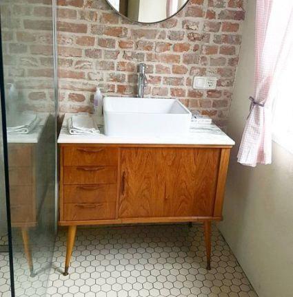 40 Trendige Badezimmer 70er Jahre Umgestalten In 2020 Badezimmer