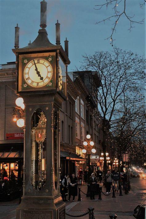 Vancouver - Canada, America do Norte