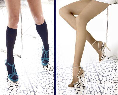 #SolideaFashion Il glamour delle calze… non va mai in vacanza! I #collant e #autoreggenti con una leggerissima e raffinata microrete o i gambaletto #fashion con tacchi colorati, vi garantiscono eleganza e raffinatezza! #Solidea #Summer #Stockings