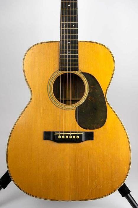 1944 Martin Herringbone 000-28 Acoustic Guitar #89694 w/Case