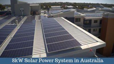 8kw Solar Power System Installation In Perth Wa In 2020 Solar Panels Best Solar Panels Solar Panel System