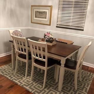 Whitesburg Dining Room Table Ashley Furniture Homestore Dining