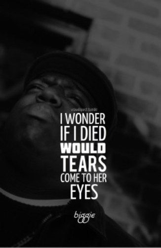33 Notorious Biggie Smalls Quotes And Sayings Rapper Quotes Biggie Smalls Quotes Gangsta Quotes