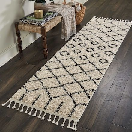 This Rug Has An Approximate Pile Height Of 1 5 Inches Area Rugs Rugs Shag Area Rug