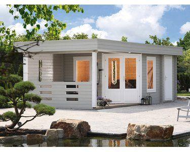 Wolff Finnhaus Holz Gartenhaus Maja 40 B Bxt 803 X 299 Cm Dav 350 Cm Terrasse Kaufen Bei Obi Gartenhaus Haus Terrasse