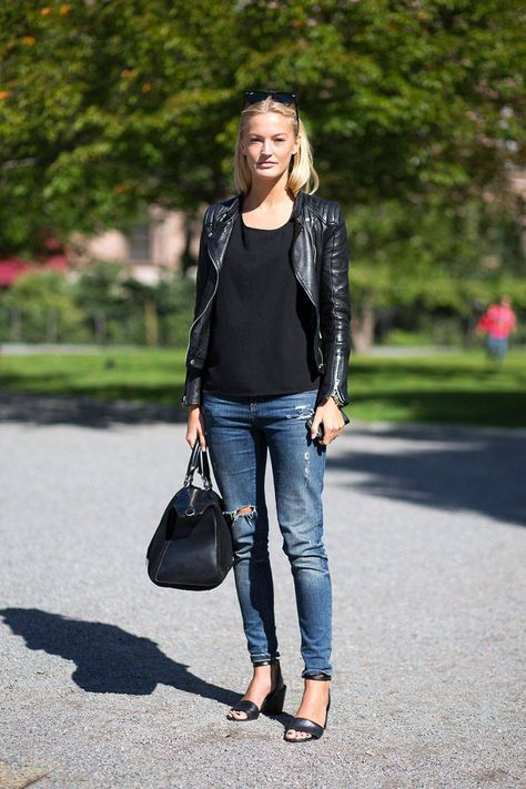 Repin if you love this city chic look!