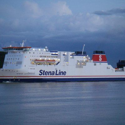 How To Get From Dublin To London By Ferry