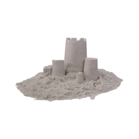 Toys White Play Sand Play Area Backyard Sandbox Sand