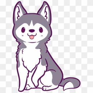 35+ Cute Husky Clipart Png