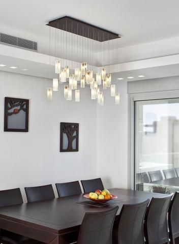 Pin By Ohrlighting On Ohr Ideas Modern Dining Room Lighting Dining Room Chandelier Modern Modern Chandelier Dining