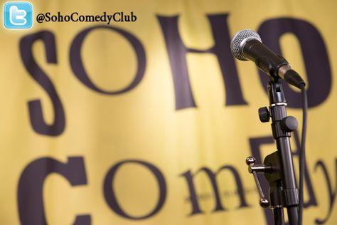 Photographers @ Soho Comedy Club
