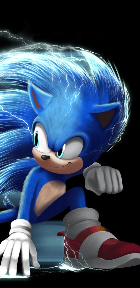 1440x2960 Sonic Movie 4K Samsung Galaxy Note 9,8, S9,S8,S8+ QHD Wallpaper, HD Movies 4K Wallpapers, Images, Photos and Background - Wallpapers Den