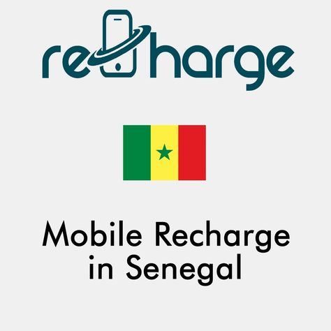 Mobile Recharge in Senegal. Use our website with easy steps to recharge your mobile in Senegal. #mobilerecharge #rechargemobiles https://recharge-mobiles.com/