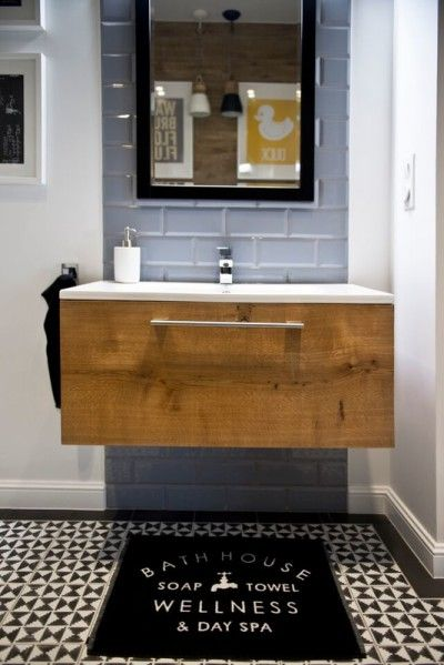 17 Best images about salle bain on Pinterest Coins, Grey subway
