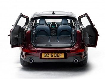 New Mini Clubman The Design Image Gallery Mini Clubman Clubman Mini Cooper Clubman