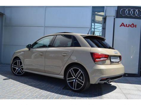 Audi A1 Sportback Mocha Latta Exclusive Audi A1