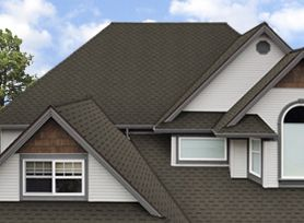Malarkey Roofing Products | Windsor Shingles | Antique Brown