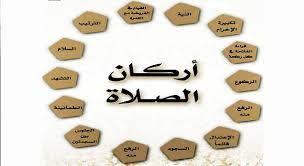 ماهي اركان الصلاة Certificate Of Appreciation Appreciation