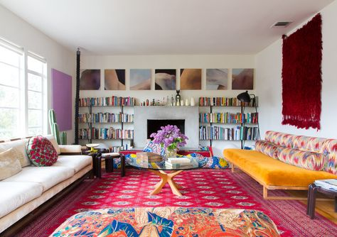 Color Factory - Work + Sea's Colorful Los Angeles Home  - Photos
