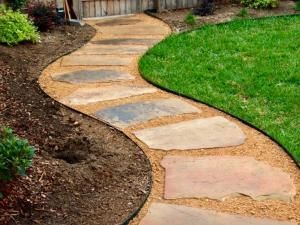 Landscape Supply Store Houston We Deliver Texas Garden Materials In 2020 Flagstone Walkway Backyard Landscaping Crushed Granite