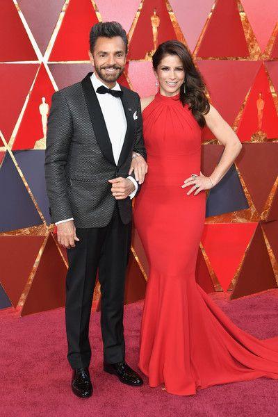 90th Annual Academy Awards Arrivals Derbez Alessandra Rosaldo Celebridades
