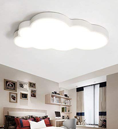 Deckenleuchte Led Ultradunne 5 Cm Kreative Wolken Deckenlampe